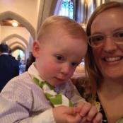 Kieran & Auntie Mare