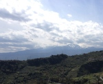 From Taormina -- Mt Etna