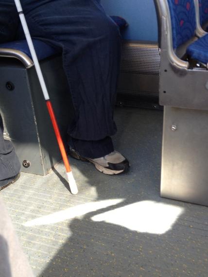 feet & cane