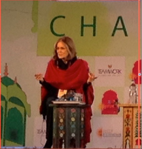 Keynote Address, Jaipur Literary Festival 2014