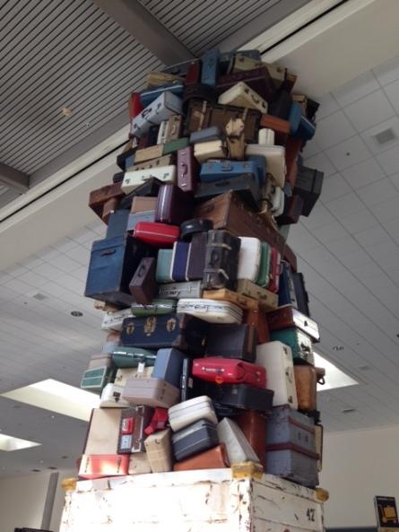 Baggage Claim, Sacramento