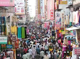 SHOPPING Area, Chennai